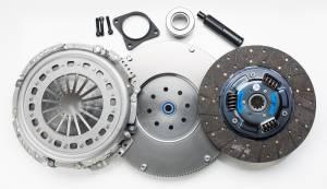 Transmission - Manual Transmission Parts - South Bend Clutch - South Bend Clutch ORG HD Clutch And Flywheel 1947-OKHD