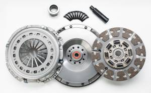 Transmission - Manual Transmission Parts - South Bend Clutch - South Bend Clutch ORG HD Clutch And Flywheel 1950-6.0-OK-HD