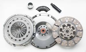 Transmission - Manual Transmission Parts - South Bend Clutch - South Bend Clutch CB Clutch Kit And Flywheel 1950-6.4-CBK