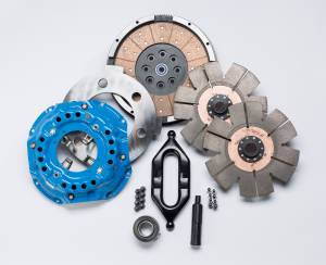 Transmission - Manual Transmission Parts - South Bend Clutch - South Bend Clutch COMPETITION Dual Disc DDC3600-6