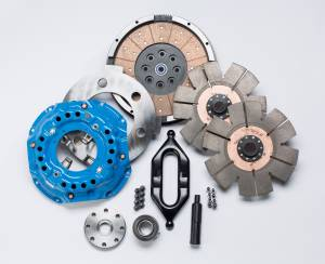 Transmission - Manual Transmission Parts - South Bend Clutch - South Bend Clutch COMP Dual Disc Clutch DDC3600-G