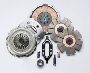 Transmission - Manual Transmission Parts - South Bend Clutch - South Bend Clutch COMP Dual Disc DDC3600-5G