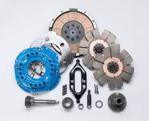 Transmission - Manual Transmission Parts - South Bend Clutch - South Bend Clutch COMP DUAL W/ 1.375 DDC3600-5K