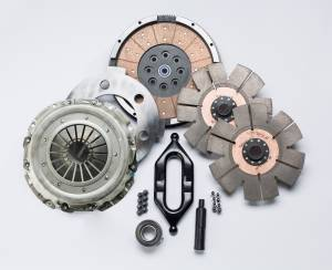 Transmission - Manual Transmission Parts - South Bend Clutch - South Bend Clutch COMPETITION Dual Disc DDC3850-6