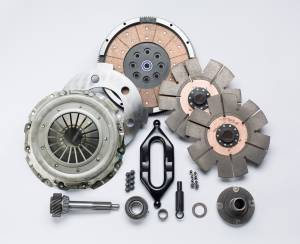 Transmission - Manual Transmission Parts - South Bend Clutch - South Bend Clutch COMP DUAL W/ 1.375 DDC3850-5K