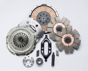 Transmission - Manual Transmission Parts - South Bend Clutch - South Bend Clutch COMP Dual Disc Clutch DDC3850-G