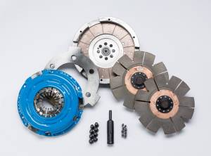 Transmission - Manual Transmission Parts - South Bend Clutch - South Bend Clutch FERAMIC Dual Disc DDCMAX-Z