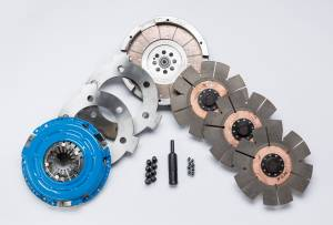 Transmission - Manual Transmission Parts - South Bend Clutch - South Bend Clutch FERAMIC TRIPLE DISC DDDCMAX-Z