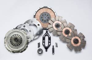 Transmission - Manual Transmission Parts - South Bend Clutch - South Bend Clutch COMP TRIPLE DISC DDDCOMP-6