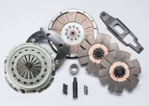 Transmission - Manual Transmission Parts - South Bend Clutch - South Bend Clutch COMP Dual Disc FDDC3600-6.0