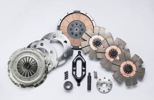 Transmission - Manual Transmission Parts - South Bend Clutch - South Bend Clutch COMP TRIPLE DISC DDDCOMP-G