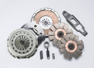 Transmission - Manual Transmission Parts - South Bend Clutch - South Bend Clutch COMP Dual Disc FDDC3850-5