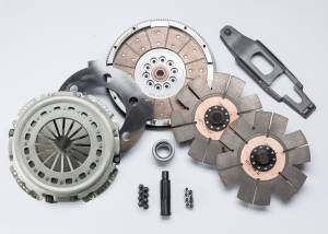 Transmission - Manual Transmission Parts - South Bend Clutch - South Bend Clutch COM Dual Disc FDDC3850-6.0