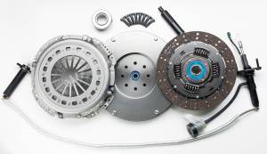 Transmission - Manual Transmission Parts - South Bend Clutch - South Bend Clutch OFE Clutch Kit And Flywheel G56-OFEK