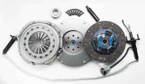 Transmission - Manual Transmission Parts - South Bend Clutch - South Bend Clutch Organic Clutch And Flywheel G56-OK-HD
