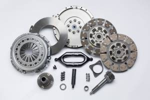Transmission - Manual Transmission Parts - South Bend Clutch - South Bend Clutch Organic ST DUAL SDD3250-5-ORG