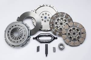 Transmission - Manual Transmission Parts - South Bend Clutch - South Bend Clutch ORG Street Dual SDD3250-6-ORG
