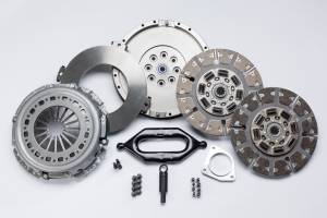 Transmission - Manual Transmission Parts - South Bend Clutch - South Bend Clutch ORG/CER Street Dual SDD3250-5G