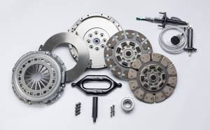 Transmission - Manual Transmission Parts - South Bend Clutch - South Bend Clutch Organic DUAL SDD3250-GK-ORG