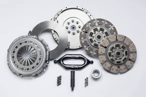 Transmission - Manual Transmission Parts - South Bend Clutch - South Bend Clutch Organic Street Dual SDD3250-G