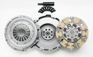 Transmission - Manual Transmission Parts - South Bend Clutch - South Bend Clutch TZ/B Clutch And Flywheel SDM0105-DFK