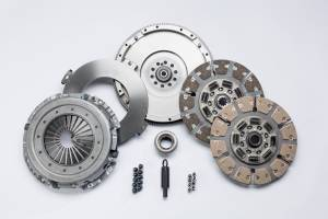 Transmission - Manual Transmission Parts - South Bend Clutch - South Bend Clutch Street Dual Disc SFDD3250-5