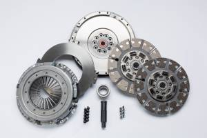 Transmission - Manual Transmission Parts - South Bend Clutch - South Bend Clutch Street Dual Disc SFDD3250-6.0-ORG