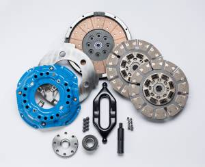 Transmission - Manual Transmission Parts - South Bend Clutch - South Bend Clutch Super Street Dual SSDD3600-CBG