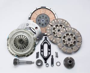 Transmission - Manual Transmission Parts - South Bend Clutch - South Bend Clutch Super ST DUAL 1.375 SSDD3600-CB5K