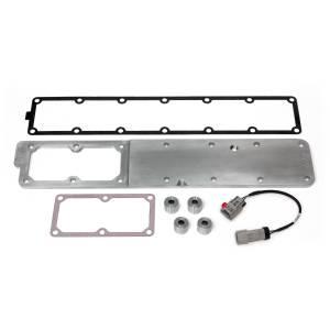 Engine Parts - Parts & Accessories - Banks Power - Banks Power Billet Heater Delete Kit 13-18 Ram 6.7L 2500/3500 42714