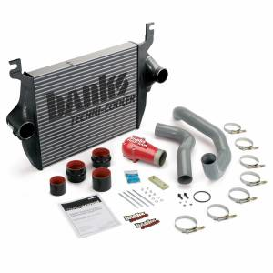 Turbo Chargers & Components - Intercoolers and Pipes - Banks Power - Banks Power Intercooler System 03-04 Ford 6.0L F250/F350/F450 W/High-Ram and Boost Tubes 25974