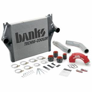 Turbo Chargers & Components - Intercoolers and Pipes - Banks Power - Banks Power Intercooler System 03-05 Dodge 5.9L W/Monster-Ram and Boost Tubes 25980