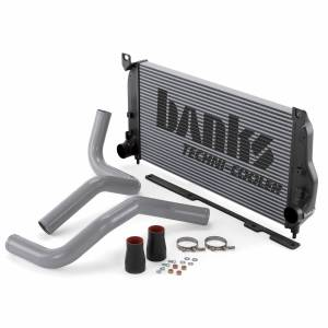 Turbo Chargers & Components - Intercoolers and Pipes - Banks Power - Banks Power Intercooler System 02-04 Chevy/GMC 6.6 LB7 W/Boost Tubes 25977