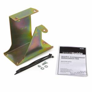 Shop By Part - A/C & Heating - Banks Power - Banks Power Compressor Relocation Kit 01-04 Chevy 6.6L LB7 55234