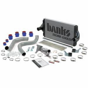 Turbo Chargers & Components - Intercoolers and Pipes - Banks Power - Banks Power Intercooler System W/Boost Tubes 99.5 Ford 7.3L 25971