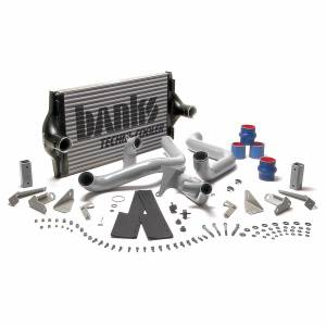 Turbo Chargers & Components - Intercoolers and Pipes - Banks Power - Banks Power Intercooler System W/Boost Tubes 94-97 Ford 7.3L 25970