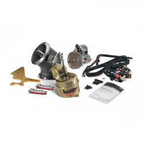 Exhaust - Exhaust Brakes - Banks Power - Banks Power Brake Exhaust Braking System 06-07 Dodge 5.9L Manual Transmission 55228