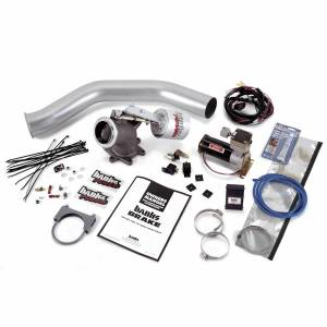 Exhaust - Exhaust Brakes - Banks Power - Banks Power Brake Exhaust Braking System 99.5-03 Ford F-450/F-550 Super Duty 7.3L 55204