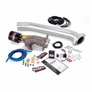 Exhaust - Exhaust Brakes - Banks Power - Banks Power Brake Exhaust Braking System 98-02 Dodge 5.9L Stock Exhaust 55221