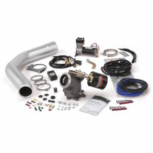 Exhaust - Exhaust Brakes - Banks Power - Banks Power Brake Exhaust Braking System 99-99.5 Ford 7.3L Stock Exhaust 55203