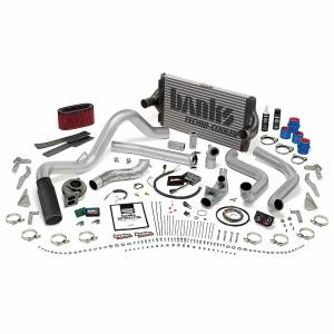 1994-1997 Ford 7.3L Powerstroke - Programmers & Tuners - Banks Power - Banks Power PowerPack Bundle Complete Power System W/OttoMind Engine Calibration Module Black Tip 95.5-97 Ford 7.3L Automatic Transmission 48561-B