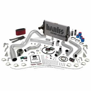 1994-1997 Ford 7.3L Powerstroke - Programmers & Tuners - Banks Power - Banks Power PowerPack Bundle Complete Power System W/OttoMind Engine Calibration Module Chrome Tail Pipe 94-95.5 Ford 7.3L Automatic Transmission 48555