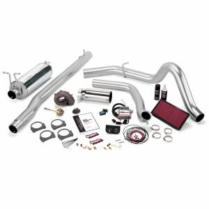 1999-2003 Ford 7.3L Powerstroke - Programmers & Tuners - Banks Power - Banks Power Stinger-Plus Bundle Power System 99.5-03 Ford 7.3L F250/F350 Automatic Transmission 47551