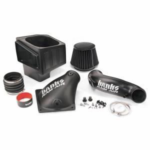 Air Intakes & Accessories - Air Intakes - Banks Power - Banks Power Ram-Air Cold-Air Intake System Dry Filter 10-12 Dodge/Ram 6.7L 42180-D