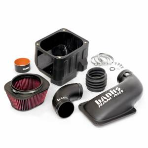 Air Intakes & Accessories - Air Intakes - Banks Power - Banks Power Ram-Air Cold-Air Intake System Oiled Filter 13-14 Chevy/GMC 6.6L LML 42230