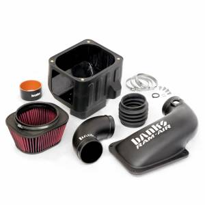 Air Intakes & Accessories - Air Intakes - Banks Power - Banks Power Ram-Air Cold-Air Intake System Oiled Filter 11-12 Chevy/GMC 6.6L LML 42220