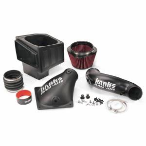 Air Intakes & Accessories - Air Intakes - Banks Power - Banks Power Ram-Air Cold-Air Intake System Oiled Filter 07-09 Dodge 6.7L 42175