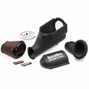 Air Intakes & Accessories - Air Intakes - Banks Power - Banks Power Ram-Air Cold-Air Intake System Oiled Filter 03-07 Ford 6.0L 42155