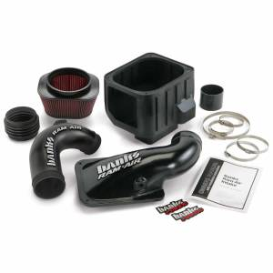 Air Intakes & Accessories - Air Intakes - Banks Power - Banks Power Ram-Air Cold-Air Intake System Oiled Filter 04-05 Chevy/GMC 6.6L LLY 42135