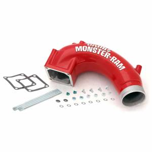 Banks Power Monster-Ram Intake Elbow Kit 03-07 Dodge 5.9L Stock Intercooler 42765